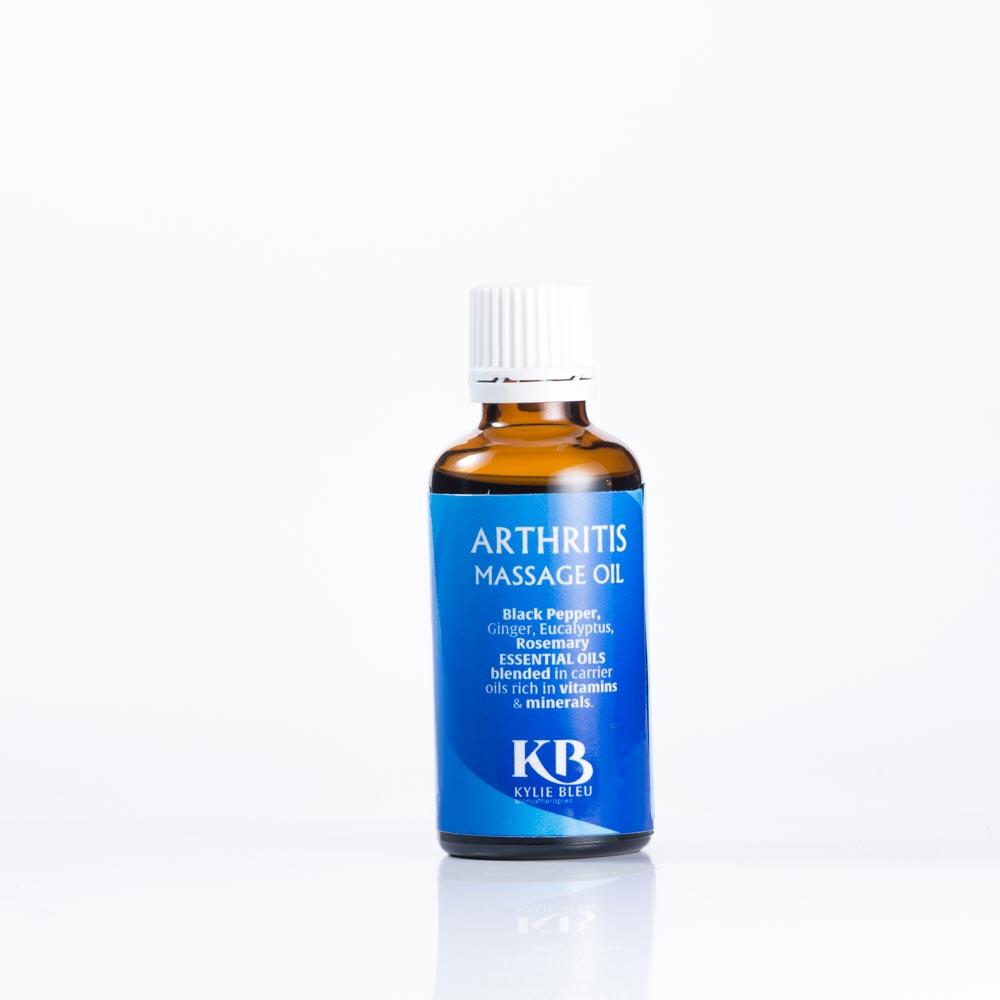 arthritis massage oil