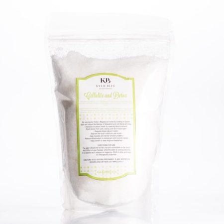 cellulite and detox soak