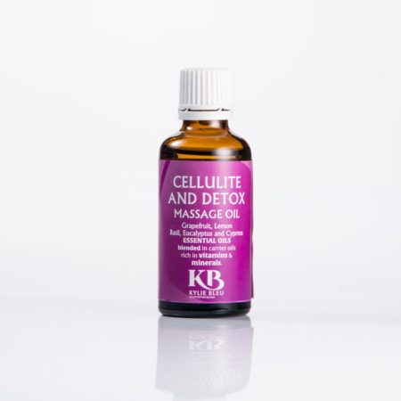 Cellulite & Detox Massage Oil