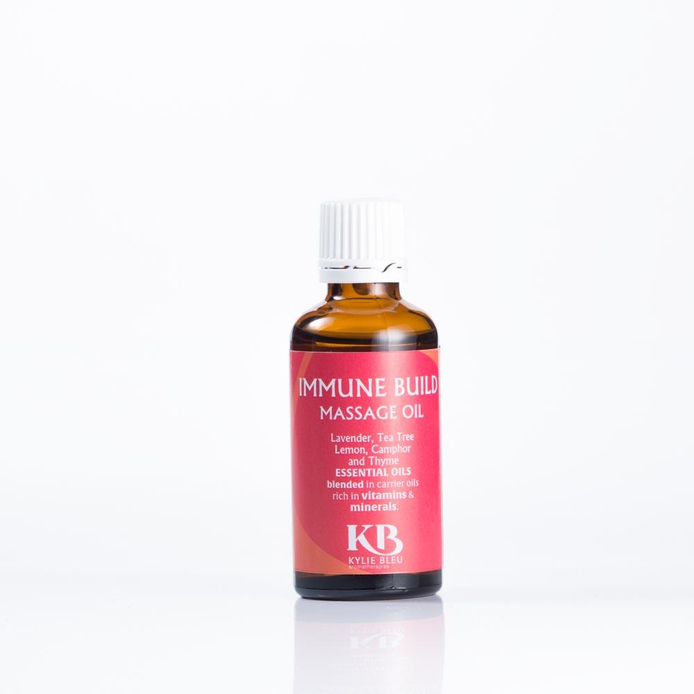 Immune Build Massage oil