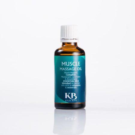 Muscle Massage Oil