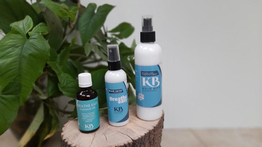 Breathe Easy range - Sanitise and refresh - Eucalyptus