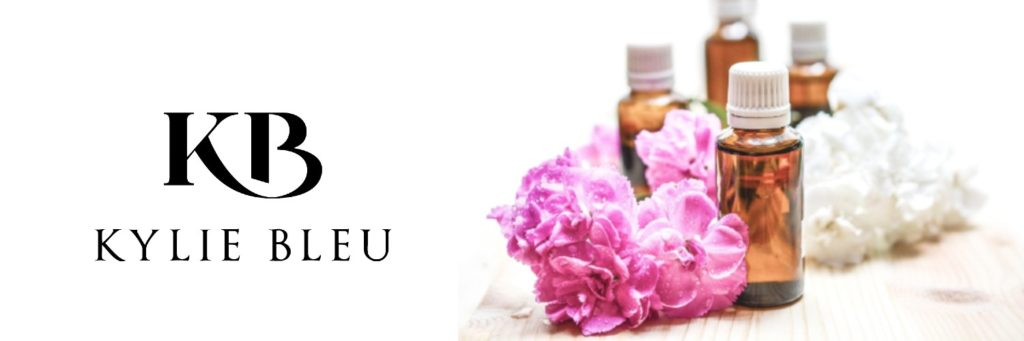 Kylie Bleu pop up supporting email - essential oil